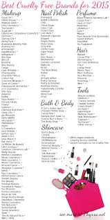 makeup brands that are free