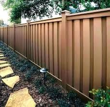 6 Foot Wood Fence Panels Ft Wooden Cost Gurmatgyan Info