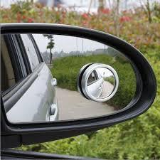 concave vs convex mirrors in cars