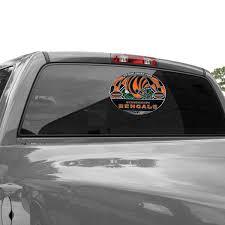 Official Cincinnati Bengals Car Decal Bengals Window Decal Window Decal For Cars Nflshop Com