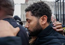 Actor Jussie Smollett Indicted on 16 Counts by Grand Jury | Voice ...