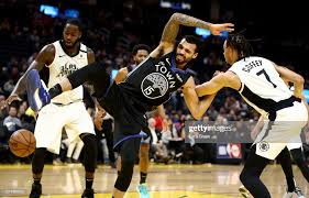 Mychal Mulder of the Golden State Warriors is fouled by Amir Coffey... News  Photo - Getty Images