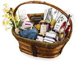 cancer care baskets for the chemo