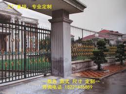 Custom Made Wrought Iron Gates Designs Whole Sale Wrought Iron Gates Metal Gates Steel Gates Hc G59 Aliexpress