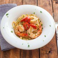 Easy Seafood Linguine Recipe