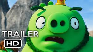 THE ANGRY BIRDS MOVIE 2 Official Trailer (2019) Animated Movie HD ...