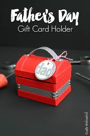 diy father s day gift card toolbox