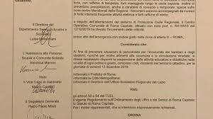 Maltempo: a Roma chiuse scuole, parchi, cimiteri e ville storiche