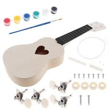 21 inch ukulele diy kit not sold in