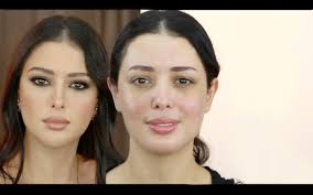 monica bellucci transformation makeup
