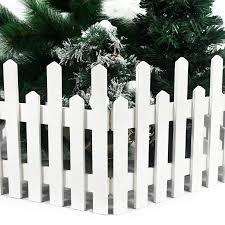 White Wood Fence Rustic Wood Fence Wood Fence Christmas Tree Decoration Fencing Sabre Fences Musicfence Detector Aliexpress