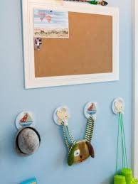 Bulletin Board In Blue Kids Room Hgtv