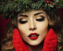 new year makeup looks fashion trends