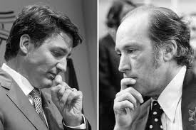 Opinion: Like father, like son: Can Justin Trudeau remake himself, as his  father did? - The Globe and Mail