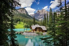 Emerald Lake Lodge is the best resort in Yoho National Park ...