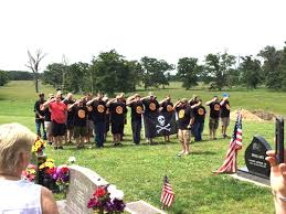 Marines honor local son in Memorial Day ceremony - Barry County ...