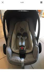 maxi cosi pebble plus car seat base in