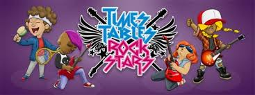 Times Table Rock Stars | Thomlinson Junior School