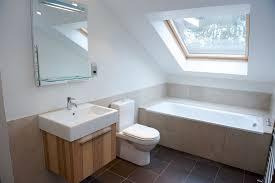 how to install an attic bathroom