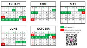 official china 2020 holiday calendar