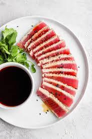 Simple Seared Ahi Tuna Recipe (Whole30 ...