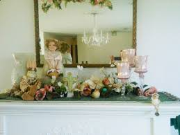 easter mantel decorations the blog at