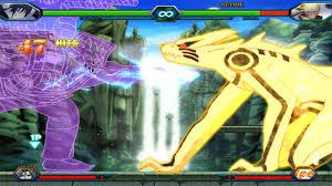 Naruto Vs Sasuke Final Battle - Bleach Vs Naruto 3.3 (Modded) - YouTube