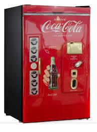 mini fridge vinyl sticker coca cola