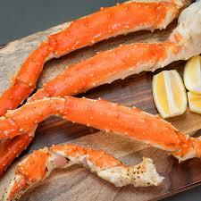 Northwest Fish Wild Red King Crab, 6-9 ...