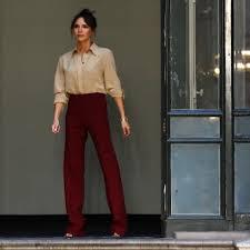 beauty line during london fashion week