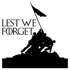 Lest We Forget Army Flag Remembrance Day Sticker Poppy Flower Decal Car Window Fridge Laptop Sticker Medium 10x10cm Wish
