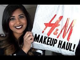 huge h m beauty haul mini reviews
