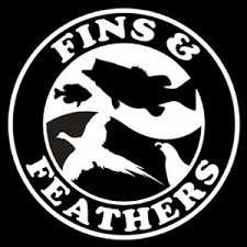 Fins Feather Vinyl Truck Boat Window Decal Vh0013 Boat Decals Hunting Decal Window Decals
