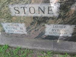 Byron Stone (1870-1938) - Find A Grave Memorial