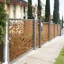 Rusty Steel Fence Screening Panels China Manufacturer