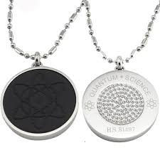 quantum pendant necklace scalar energy