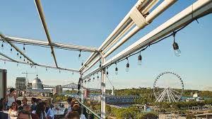 4 best rooftop bars in montreal 2020