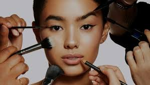 makeup services landing page mac