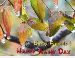 happy rainy day desiments