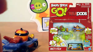 Angry Birds Go! iPad Telepods Multi-Pack Review (1 of 5) - Bubbles ...