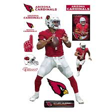 Fathead Kyler Murray Arizona Cardinals 12 Pack Life Size Removable Wall Decal