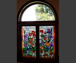 custum stained glass window glass