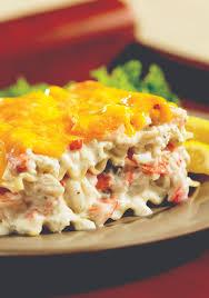 Best Seafood Lasagna – The Best of Bridge