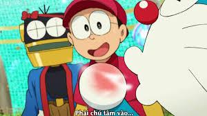 Doremon truyện dài tiếng việt Mới nhất Nobita và viện bảo tàng bảo ...