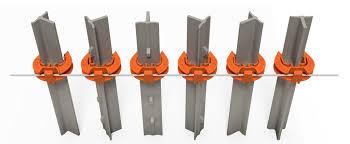 Lockjawz T 360 Electric Fence T Post Insulators 25 Pk Fencefast Ltd