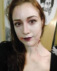 ghoul makeup easy saubhaya makeup