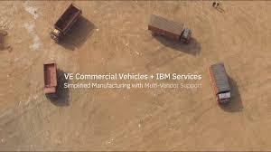 ve mercial vehicles ltd ibm