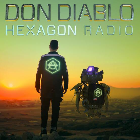 """HEXAGON radio ile ilgili görsel sonucu"""""""
