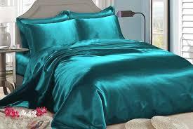 6 piece satin bedding set offer
