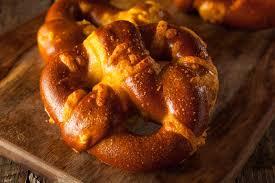 soft cheesy pretzel recipe no yeast
